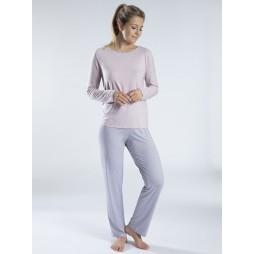 Пижама женская фиолетовая MEY 14153_508
