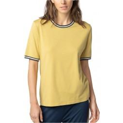 Футболка женская цвет оливковый MEY 16967_283
