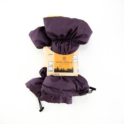 Гетры женские фиолетовые двухсторонние AD7264_510