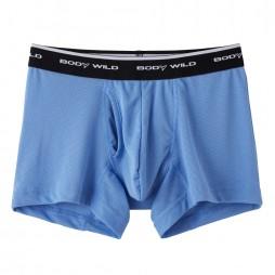Трусы мужские боксеры-брифы светло-голубые BODY WILD BWC083J_60