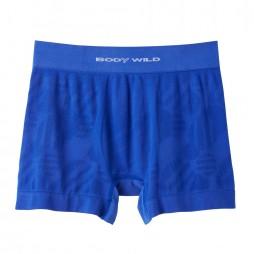 Трусы мужские боксеры-брифы голубые с холодящим эффектом BODY WILD BWC892J_59