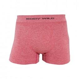 Трусы мужские боксеры-брифы красные BODY WILD BWS843G_AG