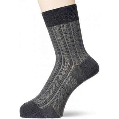 Носки мужские темно-серые с дезодорирующим эффектом COOLMAGIC CGH008_775