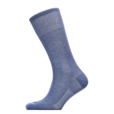 Носки мужские светло-синие с дезодорирующим эффектом COOLMAGIC CGH021_755