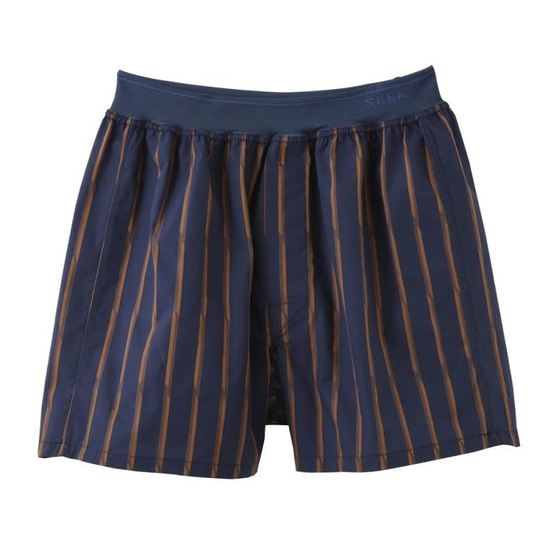 f326387d7483a Трусы мужские шорты синие SEEK EE9097A_8F - купить в Москве оптом и ...