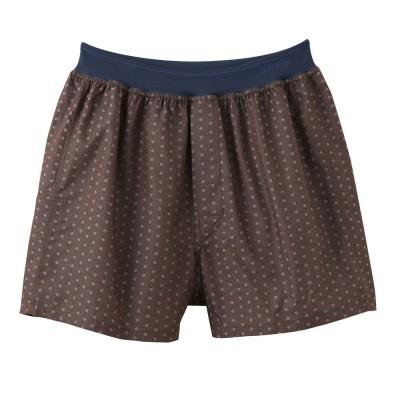 Трусы мужские шорты коричневые SEEK EE9097A_8G
