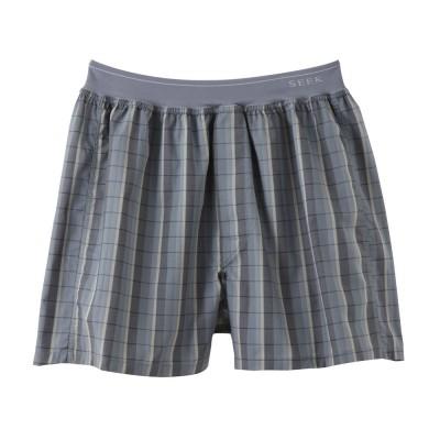Трусы мужские шорты серые SEEK EE9098A_8G