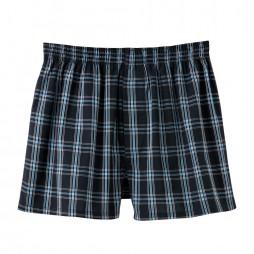Трусы мужские шорты черные THE GUNZE GH0491_1A_cherniy