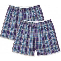 Трусы мужские шорты фиолетовые THE GUNZE GH0491_1B_fioletovyj