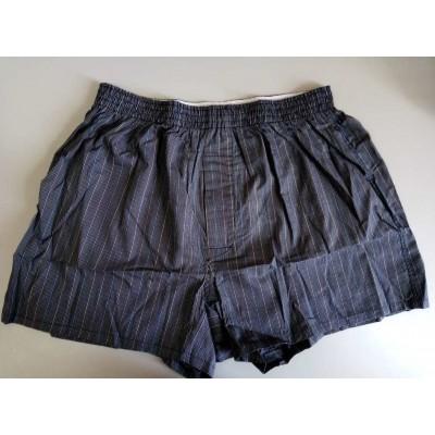 Трусы мужские шорты серые THE GUNZE GH0491_1C_seryj