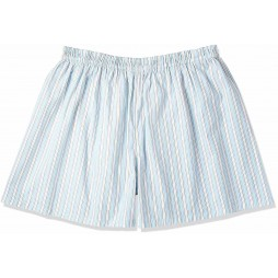 Трусы мужские шорты голубые KH1002_goluboy
