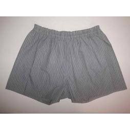 Трусы мужские шорты серые KH1002_seriy