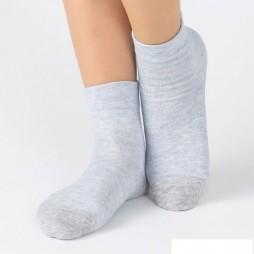 Носки женские голубые с холодящим эффектом SABRINA SQK867_104