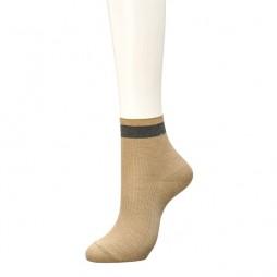 Носки женские коричневые SABRINA SQL865_543