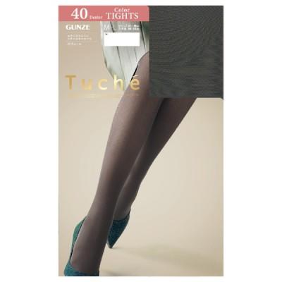 Колготки 40 ден темно-серые TUCHÉ LEG WEAR TH598R_36S