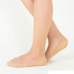 Следки женские светло-бежевые TUCHÉ LEG WEAR TQK501_593