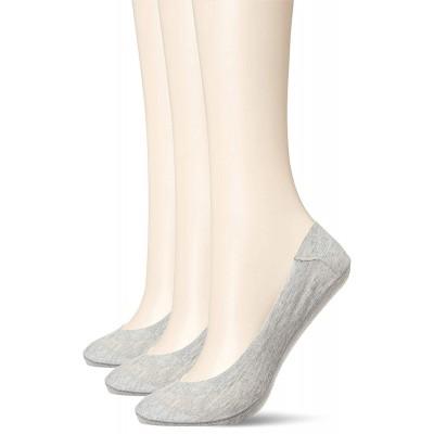 Следки женские серые TUCHÉ LEG WEAR TQK502_774