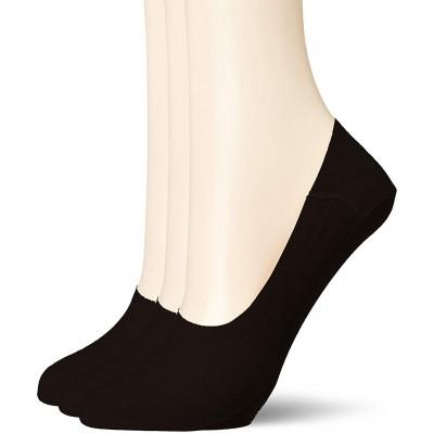 Следки женские черные TUCHÉ LEG WEAR TQK503_026