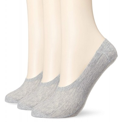 Следки женские серые TUCHÉ LEG WEAR TQK503_774