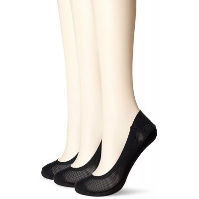 Следки женские черные TUCHÉ LEG WEAR TQK509_026