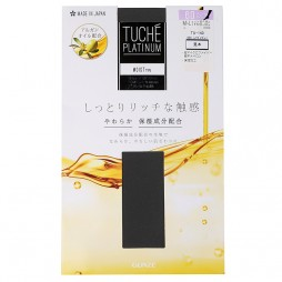 Колготки 60 ден коричнево-серые с увлажняющим эффектом TUCHE TU140_434