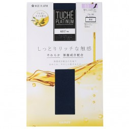 Колготки 60 ден синие с увлажняющим эффектом TUCHE TU140_53S