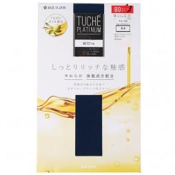 Колготки 80 ден синие с увлажняющим эффектом TUCHE TU150_53S