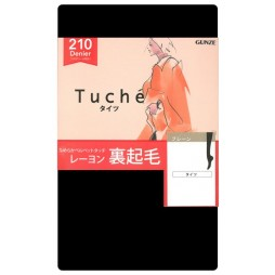 Колготки 210 ден черные с микроначесом TUCHÉ LEG WEAR TZJ502_026