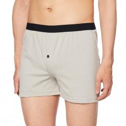 Трусы мужские шорты серые YV6190_95