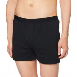 Трусы мужские шорты черные YV6190_97