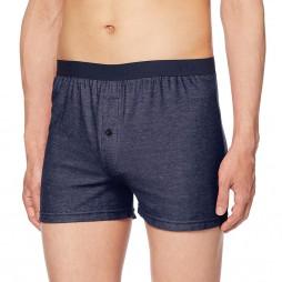 Трусы мужские шорты синие YV6191_64